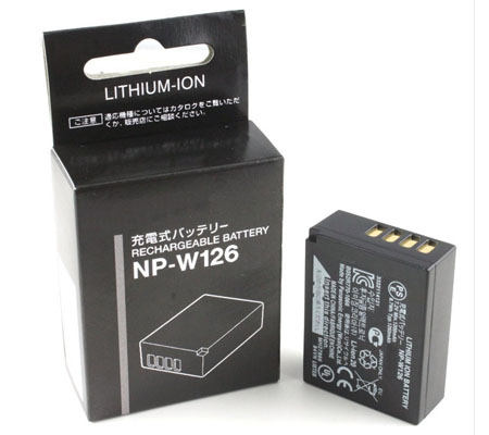 :::USED::: Fujifilm NP-W126 Battery (Mint)