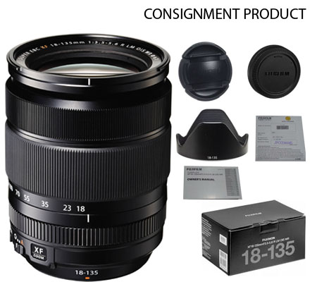 :::USED:::Fujifilm XF18-135mm f/3.5-5.6 R LM OIS WR (Excellent) Kode 923 Consignment