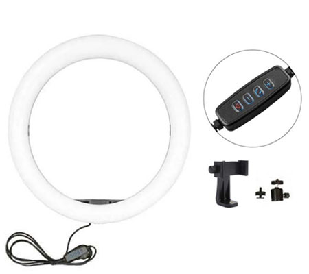 Fotoplus RL-10 Ring Light Basic Kit