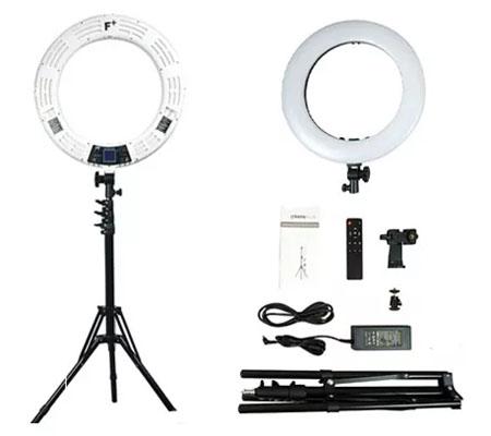 Fotoplus RL-18 Ring Light Max LED White