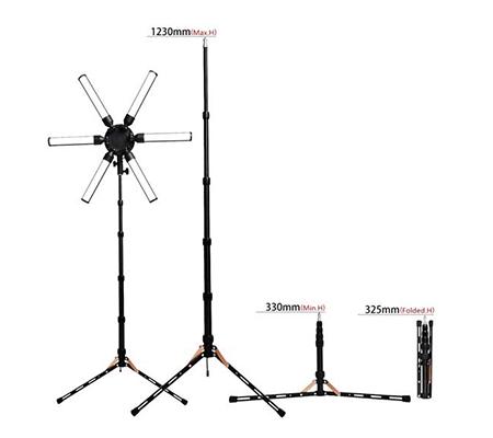Fotoplus Star Light Mini SL-18M LED Complete Set