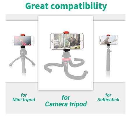 Fotopro SJ-86 Phone Holder Smartphone