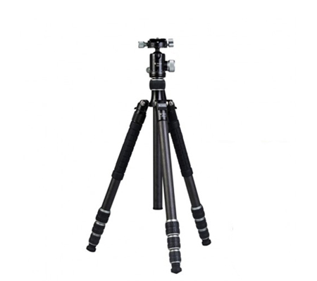 Fotopro X5C Travel Carbon Tripod