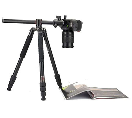 Fotopro X-GO HR Chameleon Professional Tripod Horizontal