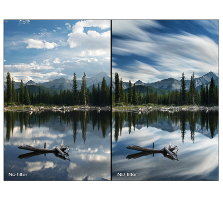 Athabasca 77mm ND64 Pro Filter