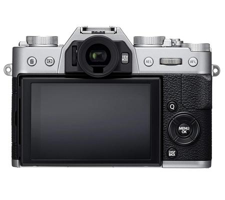 Fujifilm X-T20 Body Silver & XC 15-45mm f/3.5-5.6 & XC 50-230mm f/4.5-6.7