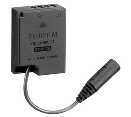 Fujifilm DC Coupler CP-W126 for XA/XE/XT10/XT20/XT30/XT100/XT200/XPro/XT2/XT3