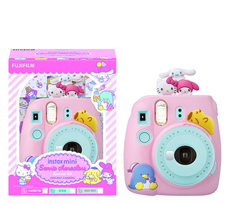 Fujifilm Instax Mini 9 Sanrio Package Ice Blue