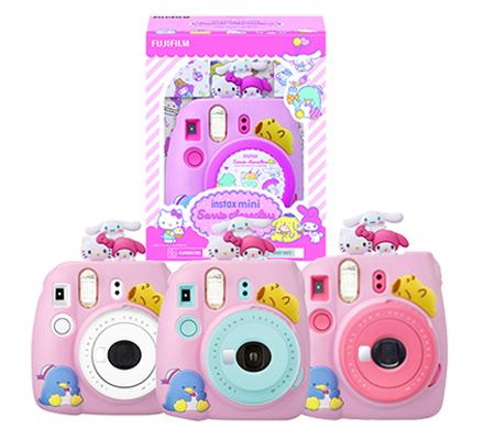 Fujifilm Instax Mini 9 Sanrio Package Flamingo Pink