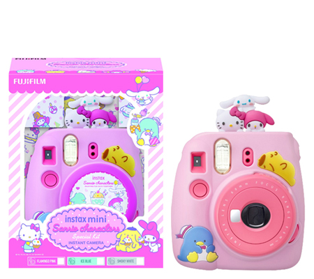 Fujifilm Instax Mini 9 Sanrio Package Flamingo Pink