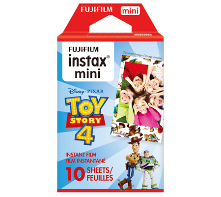 Fujifilm Instax Mini Paper Toy Story 4