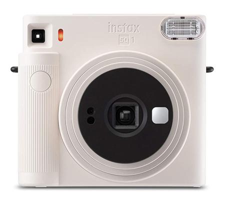 Fujifilm Instax SQUARE SQ1 Instant Camera Chalk White