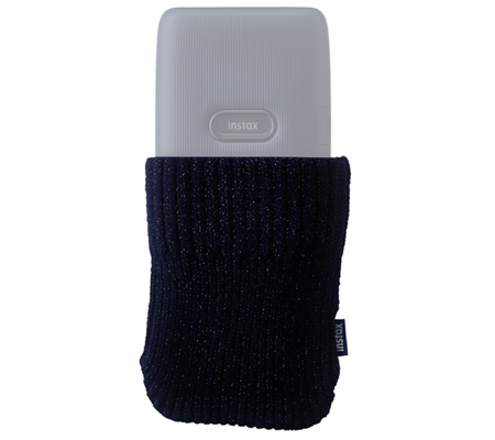Sock Case Fujifilm Instax Mini Link Dark Denim