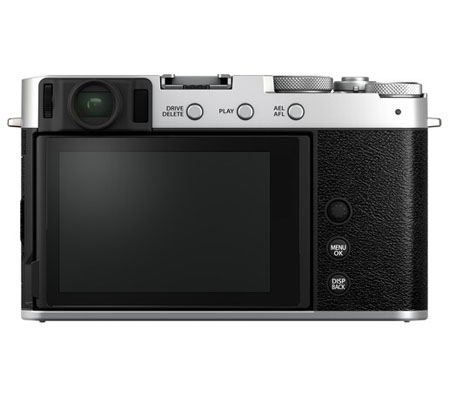 Fujifilm XE4 Body Only Silver