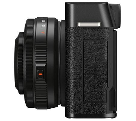 Fujifilm XE4 kit XF 27mm f/2.8 R WR Black