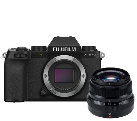 Fujifilm X-S10 + XF 35mm f/2 R WR