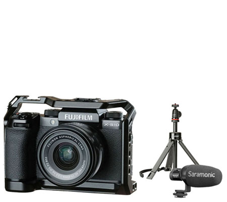 Fujifilm X-S10 Kit XC15-45mm Vlog Kit Limited Edition