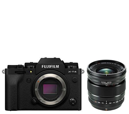Fujifilm X-T4 + XF 16mm F1.4 R WR Black