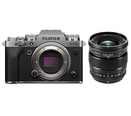 Fujifilm X-T4 + XF 16mm F1.4 R WR Silver