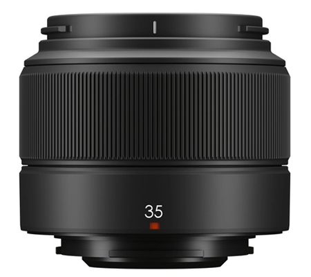 Fujifilm XC 35mm F/2 Black