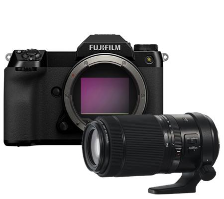 Fujifilm GFX100S Kit GF 100-200mm f/5.6 R LM OIS WR