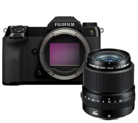 Fujifilm GFX100S Kit GF 45mm f/2.8 R WR