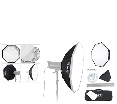 Godox Softbox Octagon SB-BW 95 with Bowens Mount (95cm)