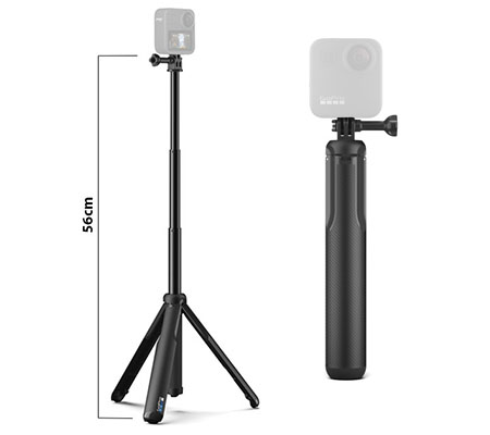 GoPro MAX Grip + Tripod for Gopro HERO Series & MAX 360