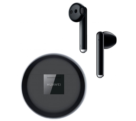 Wireless Earphone Huawei FreeBuds 3 with Active Intelligent Noise Cancellation Black