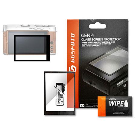 GGS Glass Screen Protector F7 For Fujifilm XT200 / XA7