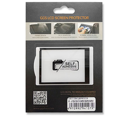 GGS Glass Screen Protector S2 For Sony A6400/A6000/A6300/A6100/A6600/A5000/A5100