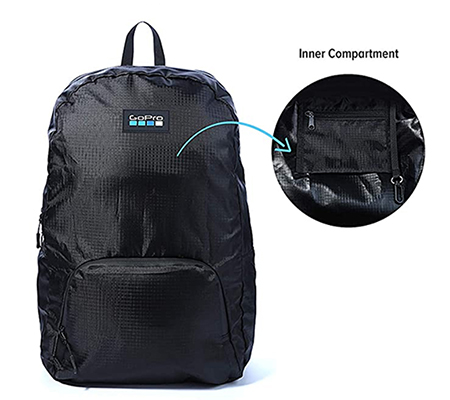 GoPro Foldable Backpack