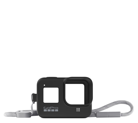 GoPro Sleeve + Lanyard For Hero 8 Blackout
