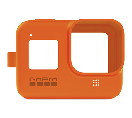 GoPro Sleeve + Lanyard For Hero 8 Hyper Orange