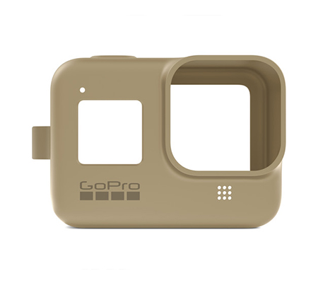 GoPro Sleeve + Lanyard For Hero 8 Sand