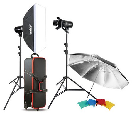 Godox Studio Flash Kit E300-F