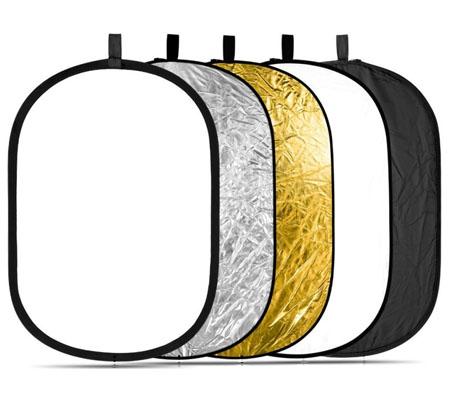 Godox 5 in 1 Collapsible Reflector RFT-05 150 x 200cm
