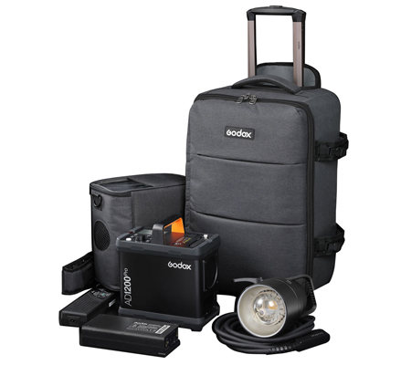 Godox AD1200Pro 1200Ws TTL Power Pack Kit