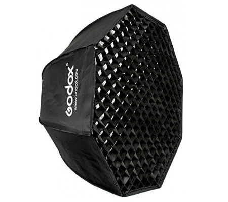 Godox Softbox Octagon with Grid SB-FW140 (140cm)
