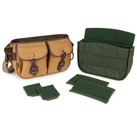 Billingham Hadley Pro 2020 Camera Bag Khaki Choco 100% Handmade in England