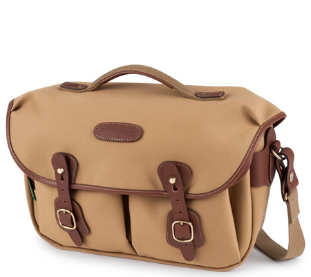 Billingham Hadley Pro 2020 Camera Bag Khaki Tan 100% Handmade in England