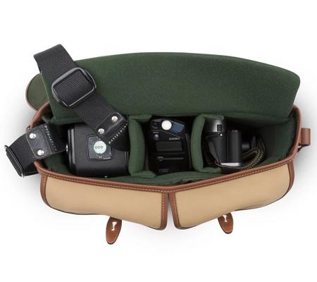 Billingham Hadley Pro 2020 Camera Bag Khaki Tan 100% Handmade in England