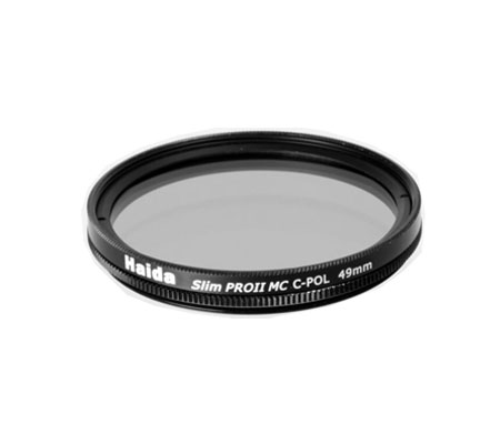 ::: USED ::: Haida Slim Pro II Multi-Coating CPL 49mm (Mint)