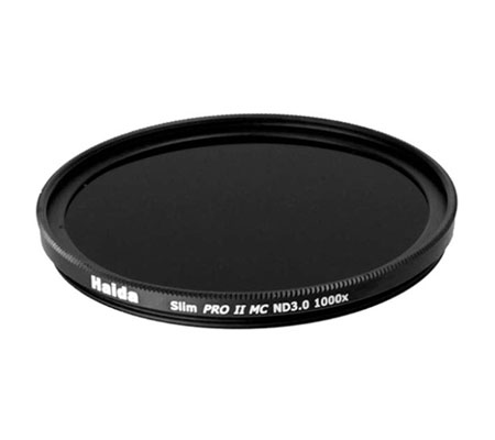::: USED ::: Haida Slim Pro II Multi-Coating ND1000x 52mm (Excellent)