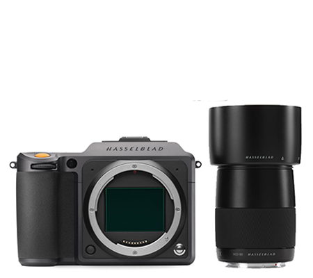 Hasselblad X1D II 50C kit XCD 90mm f/3.2 Medium Format Mirrorless