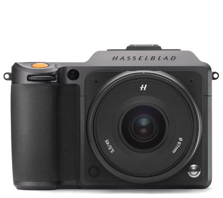 Hasselblad X1D II 50C kit XCD 45mm f/3.5 Medium Format Mirrorless
