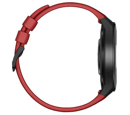 Huawei Watch GT2E (46mm) Sport Smart Watch HTC-B19 Red
