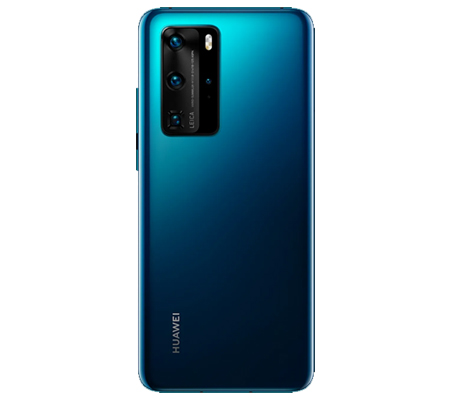 Huawei P40 Pro Deep Blue Sea
