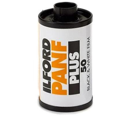 Ilford PanF Plus 135 ASA 50 BW 35mm 36Exp Roll Film