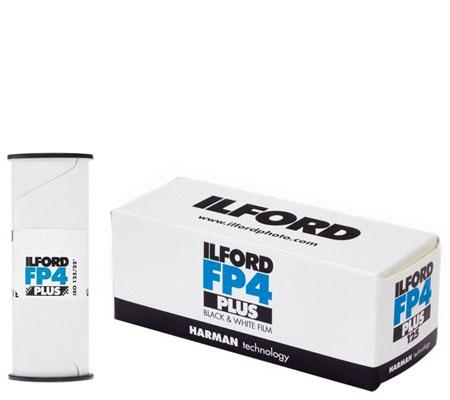 Ilford FP4 Plus 120 ASA 125 BW 120 36Exp Roll Film